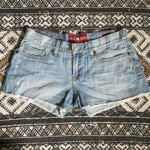 Lucky brand jeans boardwalk shorts 4/27